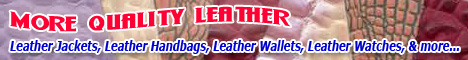 quality leather image